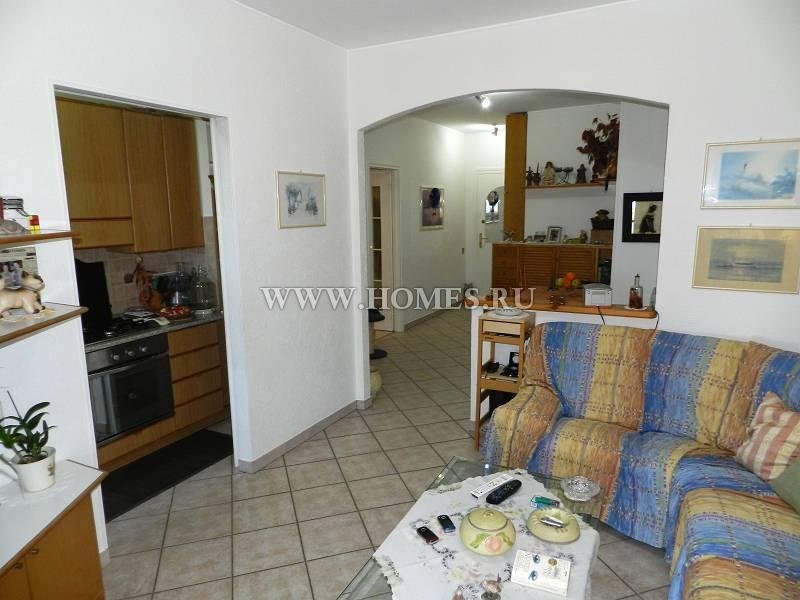 Уютный апартамент в Сан-Ремо