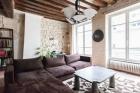 Прекрасная квартира в Париже