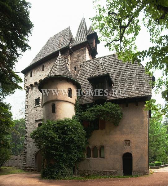 Старинный замок в Штирии
