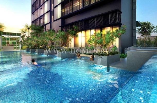 Уникальные апартаменты в Сингапуре