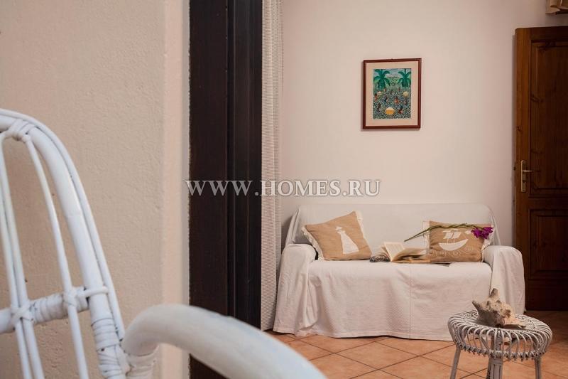 Тропеа, прекрасный апартамент на первой линии