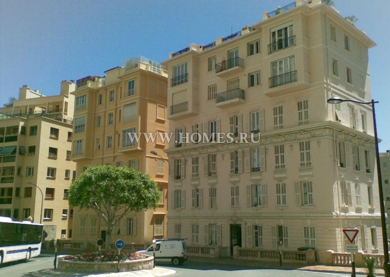 Роскошная квартира в Монако