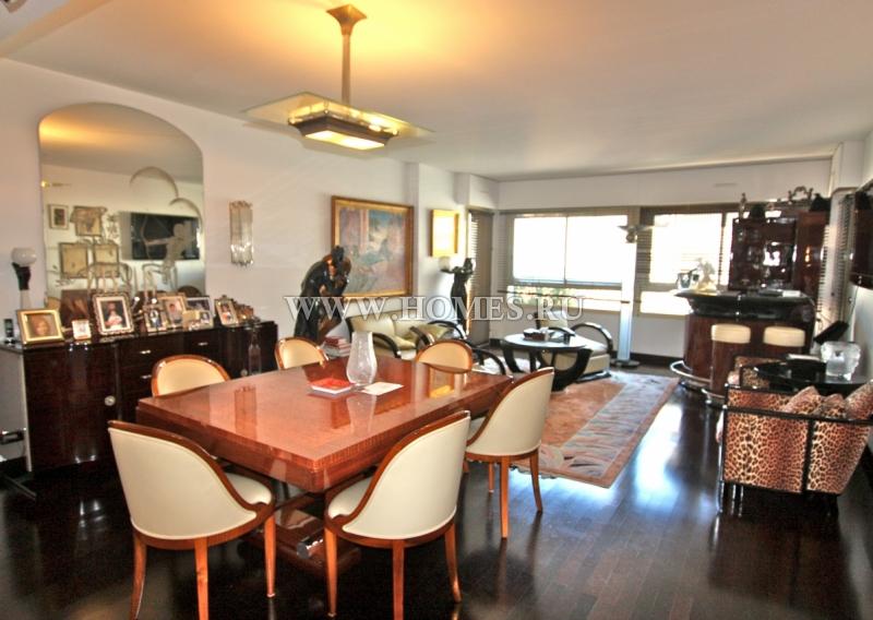 Красивая квартира в Монте – Карло