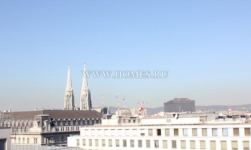 Превосходные просторные апартаменты в Вене