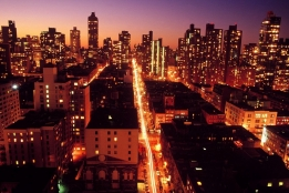 Новости рынка → Нью-Йорк: растут цены на элитную недвижимость
